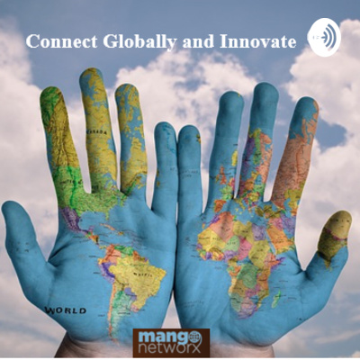 Business Psychology: Connect Globally and Innovate: The Global Mindset! with Host Dr. Nitha Fiona
