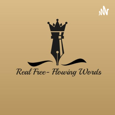 Real Free-Flowing Words