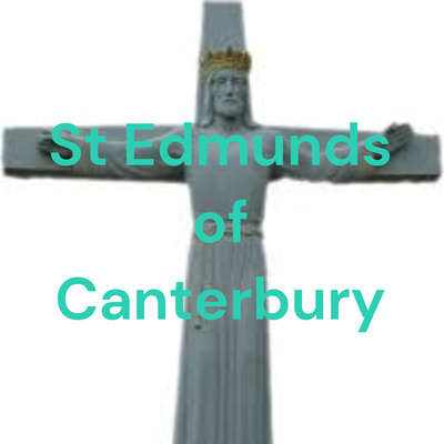 St Edmund of Canterbury