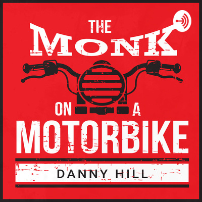 The Monk on a Motorbike
