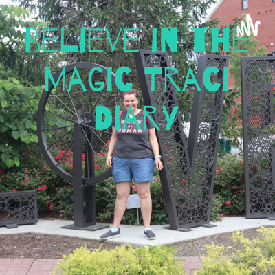 Believe in the Magic Traci Diary https://cookingwithtraci.com