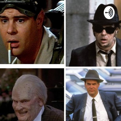 The Dan Aykroyd Podcast.