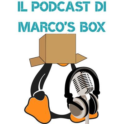 Il podcast di Marco's Box
