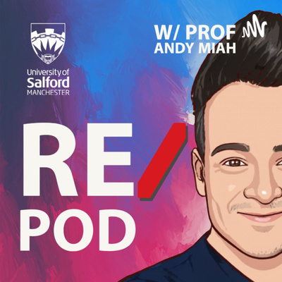 REPOD - the University of Salford Research Podcast