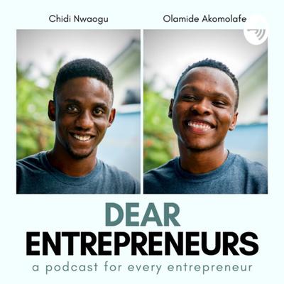Dear Entrepreneurs