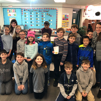 Ms. Martin's 4/5 GT Class Podcasts