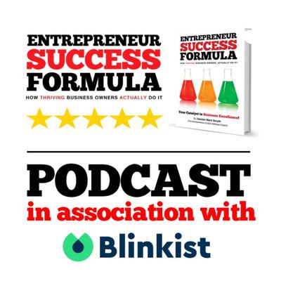 The Entrepreneur Success Formula