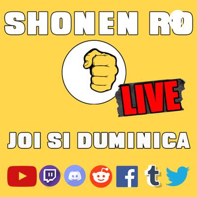 Shonen Ro Live Anime Podcast
