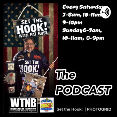 Set the HOOK! with Pat Rose