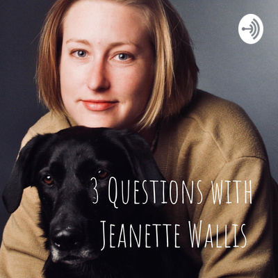 3 Questions with Jeanette Wallis