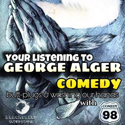 George Alger Comedy workshop Episode 1