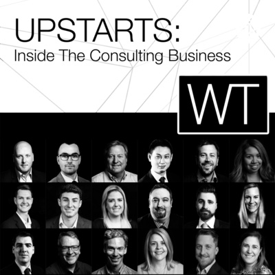 UPSTARTS: Inside The Consulting Business