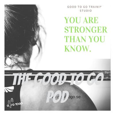The Good to Go Pod