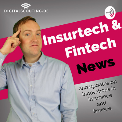 #insurtech & #fintech news, insights and #interviews on #growth in #Insurance and #Finance