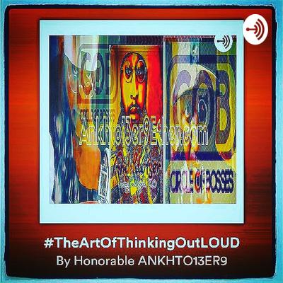 #TheArtOfThinkingOutLOUD