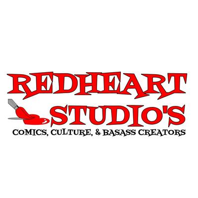 Redheart Studio's Comics, Culture, & Badass Creators