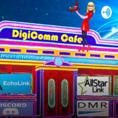 DigiCommCafe - A Ham Radio Buffet