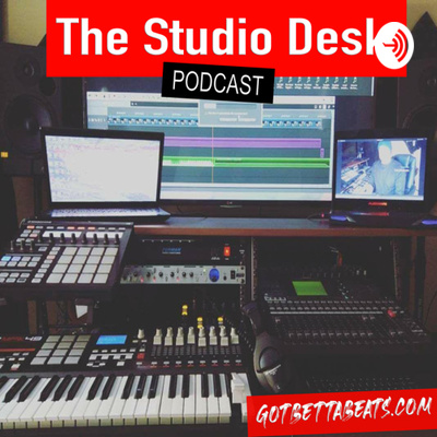 The Studio Desk