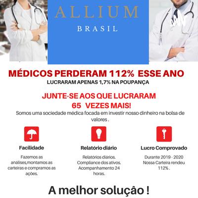 Allium Sociedade Médica