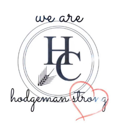 We Are Hodgeman Strong