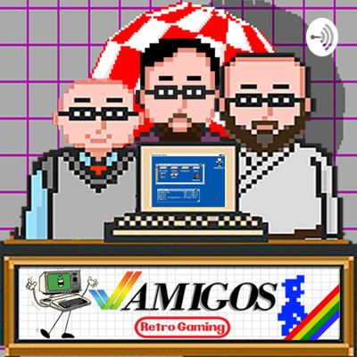 Amigos Retro Gaming - Everything Amiga / Our Sinclair / ARG / The CoCo Show