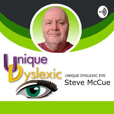 Unique Dyslexic Eye