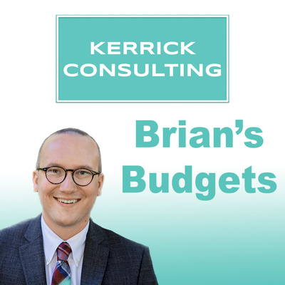 Brian's Budgets