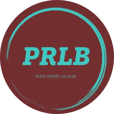 Peace Report Lacrosse Blog Podcast