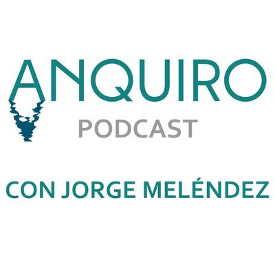 Anquiro con Jorge Meléndez