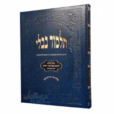 Rabbi Oster's Gemara Shiur