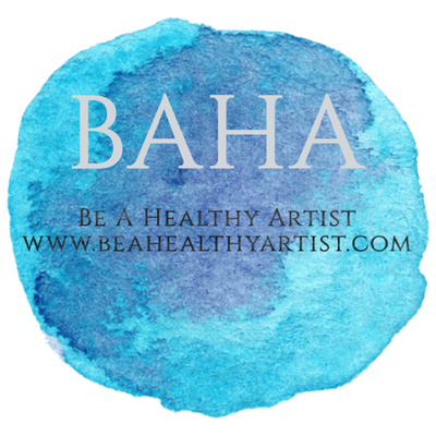 Be A Healthy Artist