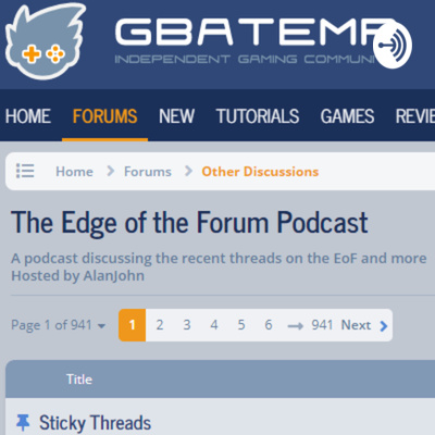 The Edge of the Forum Podcast
