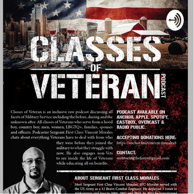 Classes of Veteran