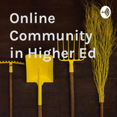 Online Community in Higher Ed
