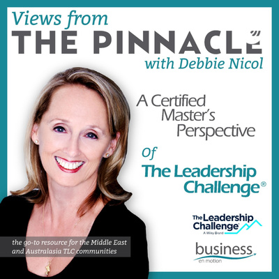 Views From the Pinnacle: A Certified Master's Perspective of The Leadership Challenge (R)