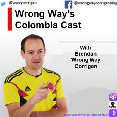 Wrong Way's Colombia Cast
