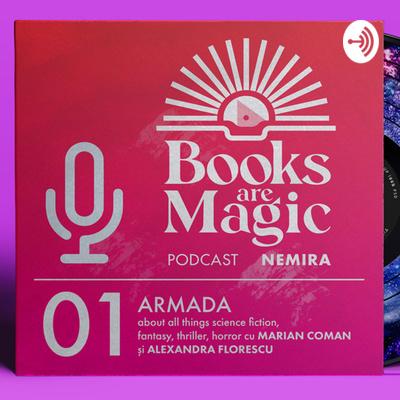 BOOKS ARE MAGIC powered by Nemira - ARMADA #01
