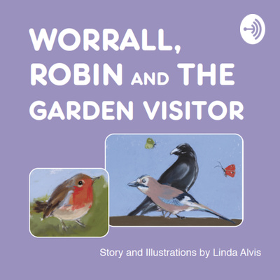 Worrall, Robin and the Garden Visitor