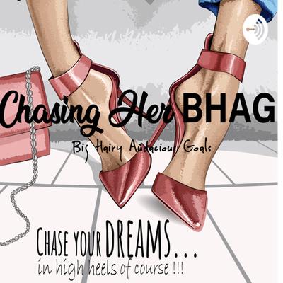 Chasing her BHAG