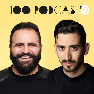 #100Podcasts
