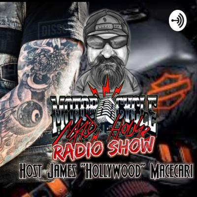 "Motorcycle Madhouse Radio Podcast w James ""Hollywood"" Macecari"