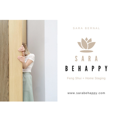 SARABEHAPPY Feng Shui + Home Staging