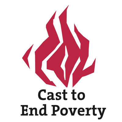Cast to end poverty