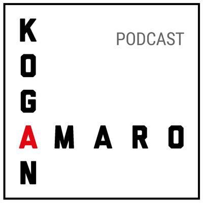 Podcast da Galeria Kogan Amaro.