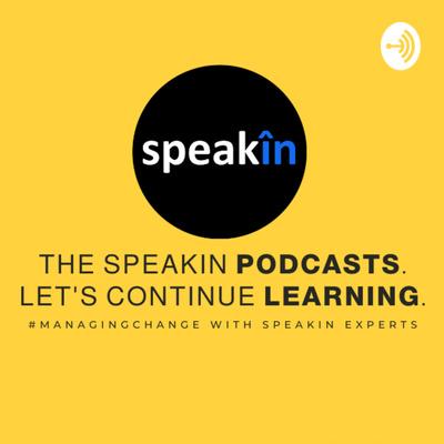#ManagingChange with SpeakIn