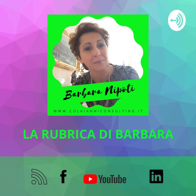 La Rubrica di Barbara Nipoti