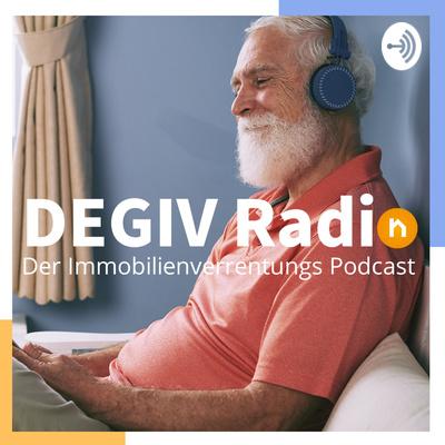 DEGIV Radio – der Podcast für die Verrentung von Immobilien