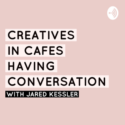 Creatives in Cafes Having Conversation.