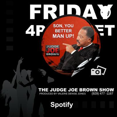 THE JUDGE JOE BROWN SHOW (FM-RADIO)