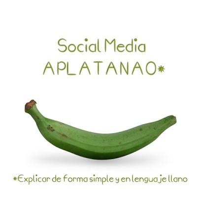 Social Media Aplatanao - Marketing Digital - Redes Sociales- Edgar Argüello